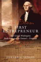 First Entrepreneur