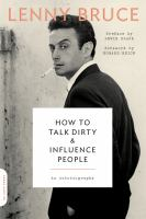 How to Talk Dirty and Influence People
