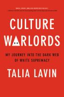 Culture Warlords