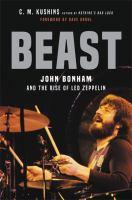 Beast by C.M. Kushins