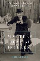 Matters of Vital Interest