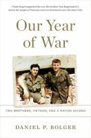 Our Year of War
