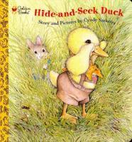 Hide-and-seek Duck
