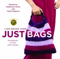 Lion Brand Yarn Just Bags