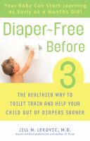 Diaper-free Before 3