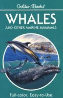 Whales and Other Marine Mammals