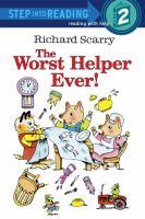 The Worst Helper Ever!
