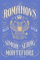 Cover of The Romanovs: 1613–1918