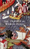 The Travels of Marco Polo, the Venetian