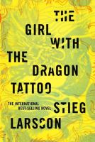 Cover of The Girl with the Dragon T