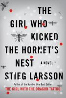 Cover of The Girl Who Kicked the Ho