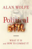 Political Evil