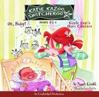 Katie Kazoo Switcheroo