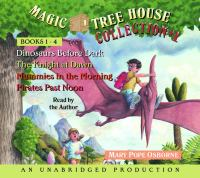 Magic Tree House Collection #1