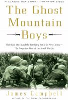 Cover of The Ghost Mountain Boys: