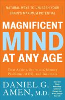 Magnificent Mind at Any Age