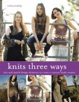 Knits Three Ways