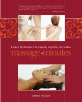 Massage in Minutes
