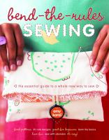 Bend-the-rules Sewing