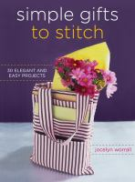 Simple Gifts to Stitch