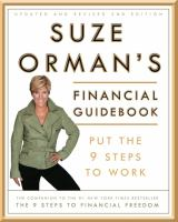Suze Orman's Financial Guidebook