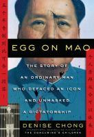 Egg on Mao
