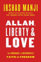Allah, Liberty & Love