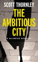 The Ambitious City