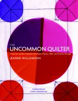 The Uncommon Quilter