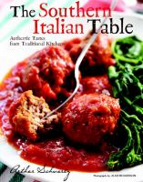 The Southern Italian Table