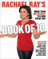 Rachael Ray's Book of Ten