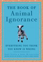 The Book of Animal Ignorance