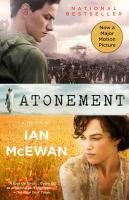 Atonement (BOOK CLUB SET)