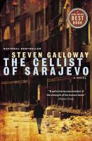 Cellist of Sarajevo Book Cover