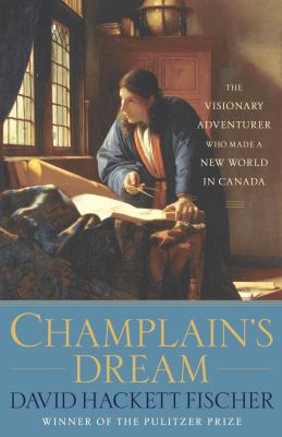 Cover image for Champlain's Dream