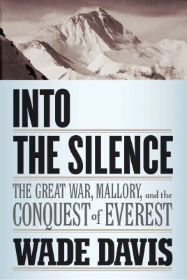 Cover image for Into the Silence