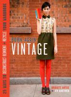 Born-again Vintage