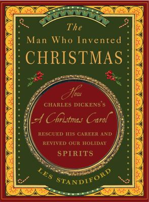 The Man Who Invented Christmas book jacket