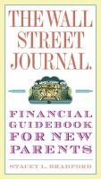 The Wall Street Journal Financial Guidebook for New Parents