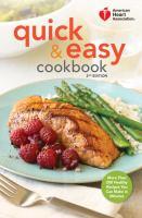 Quick & Easy Cookbook