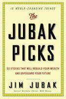 The Jubak Picks