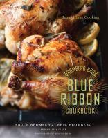 Bromberg Bros. Blue Ribbon Cookbook