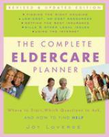 The Complete Eldercare Planner