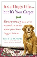 Image: It's A Dog's Life, but It's your Carpet