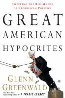 Great American Hypocrites