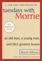Image: Tuesdays With Morrie