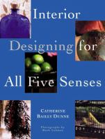 Interior Designing for All Five Senses