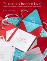 Paperie for Inspired Living