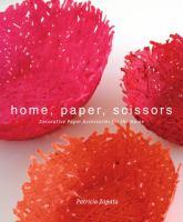 Home, Paper, Scissors