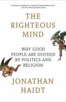 The Righteous Mind [GRPL Book Club]